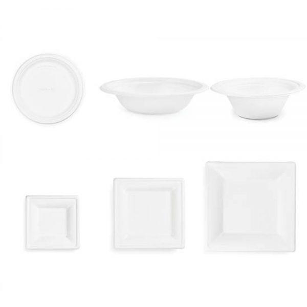 еднократни чинии