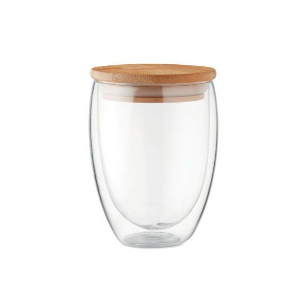 чаша с капачка