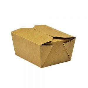 картонена кутия за храна