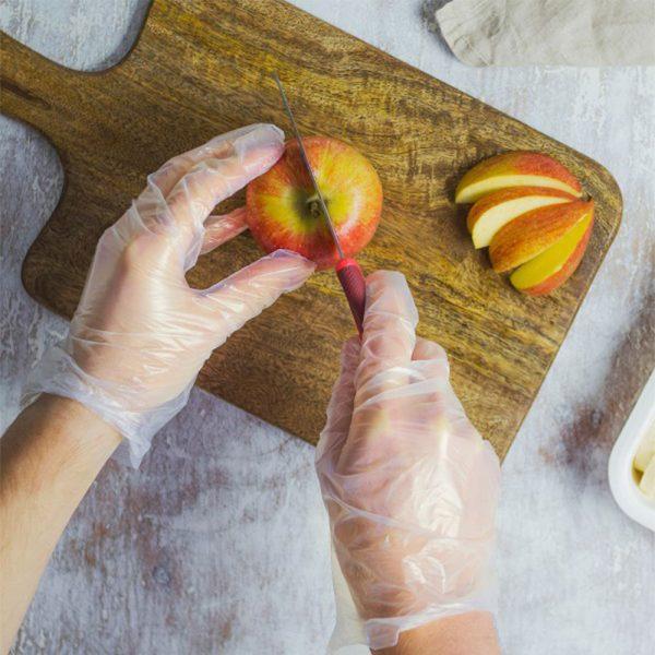 ръкавици за храна